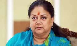 Vasundhara Raje- India TV Paisa