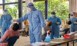 Coronavirus testing in India surpasses 66...- India TV Paisa