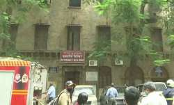 मुंबई की एक्सचेंज बिल्डिंग में लगी आग, तीसरी मंजिल पर है NCB का दफ्तर- India TV Paisa