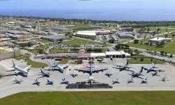 <p>andersen air force base...- India TV Paisa