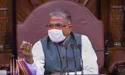 क्यों कृषि बिलों पर राज्यसभा में नहीं कराया गया मत विभाजन? उपसभापति ने बताई वजह- India TV Paisa