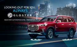 MG Motor India unveils premium SUV Gloster- India TV Paisa