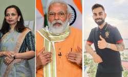 Fit India: आज पीएम मोदी करेंगे विराट कोहली, रुजुता दिवेकर समेत कई फिटनेस के दीवानों से बात- India TV Paisa