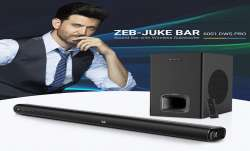Zebronics Juke Bar 9700 Pro soundbar launched at Rs 17999 in india- India TV Paisa