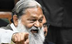 Women are considered as item in Congress, says Anil Vij- India TV Paisa