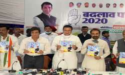 Congress releases its election manifesto for Bihar...- India TV Paisa