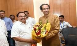 Eknath Khadse likely to left BJP...- India TV Paisa