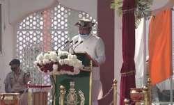 MoS Home, G Kishan Reddy at ITBP 59th Raising Day Parade...- India TV Paisa