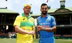 India tour of Australia schedule announced, first ODI to be played in Sydney on 27 November- India TV Paisa