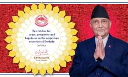 <p>Nepal PM KPS Oli...- India TV Paisa