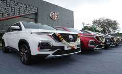 MG Motor reports 3 pc dip in retail sales in September- India TV Paisa