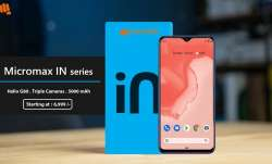 micromax will launch new smartphone brand In on 3rd november- India TV Paisa