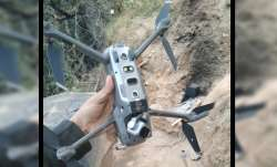 Pakistan Army quadcopter drone shot down by Indian Army...- India TV Paisa