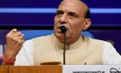 Defence Minister Rajnath Singh lauds Army's handling of current security environment- India TV Paisa