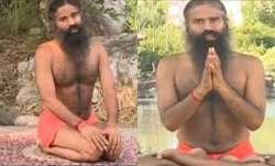 स्वामी रामदेव की योग क्लास LIVE, जानिए- कैसे आएगी चेहरे पर चमक- India TV Paisa