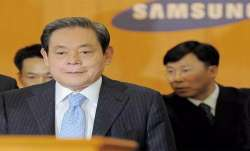 Samsung Chairman Lee Kun-Hee Dies - India TV Paisa