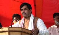 Shahnawaz Hussain Coronavirus positive । भाजपा नेता शहनवाज हुसैन कोरोना संक्रमित- India TV Paisa