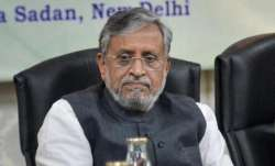 Bihar deputy CM Sushil Kumar Modi tests positive for Covid-19, admitted to AIIMS Patna- India TV Paisa
