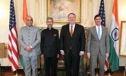 भारत-अमेरिका के बीच 2+2 बैठक- India TV Paisa