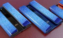 xiaomi get patent for foldable phone- India TV Paisa