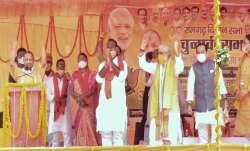 Bihar Election News CM Yogi calls  CPI CPI ML corona । बिहार में जमकर गरजे सीएम योगी, इस पार्टी को ब- India TV Paisa