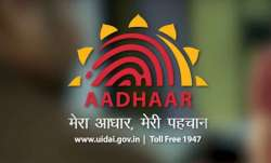Dial 1947 to know status of your Aadhaar update request- India TV Paisa
