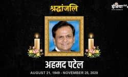 वरिष्ठ कांग्रेस नेता अहमद पटेल का निधन, प्रधानमंत्री ने शोक व्यक्त किया- India TV Paisa