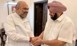 Amarinder Singh Amit Shah, Amit Shah Farmers, Amarinder Singh, Amarinder Singh Farmers- India TV Paisa