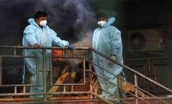 Delhi Health minister satendra jain statement parali burning causes of increase coronavirus death ra- India TV Paisa