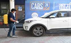 CARS24 raises USD 200 mn in latest round of funding- India TV Paisa