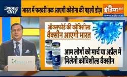 गुड न्यूज़! भारत में फरवरी तक आएगी कोरोना की पहली डोज- India TV Paisa