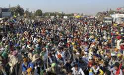 kisan andolan farmer protest traffic movement latest news । किसान आंदोलन: दिल्ली की टिकरी और सिंघु ब- India TV Paisa