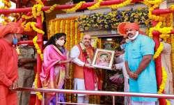 औवैसी के गढ़ में अमित...- India TV Paisa