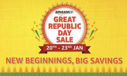 Amazon.in announces Amazon Great Republic Day Sale- India TV Paisa