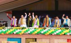 असम में घुसपैठ को कोई रोक सकती है तो भाजपा रोक सकती है: अमित शाह- India TV Paisa