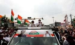 Rahul Gandhi road show in Tamil Nadu watch video तमिल नाडु में राहुल का रोड शो, बोला पीएम नरेंद्र मो- India TV Paisa