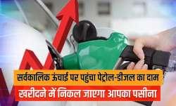 Petrol cross Rs 85 mark in Delhi, diesel touches Rs 82.13 in Mumbai- India TV Paisa