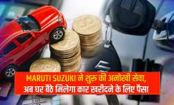 Maruti Suzuki launches online financing platform- India TV Paisa