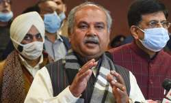 Union Minister for Agriculture & Farmers Welfare Narendra Singh Tomar- India TV Paisa
