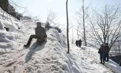 IMD weather alert snowfall rainfall predicted in jammu srinagar kashmir kargil leh ladakh IMD Alert:- India TV Paisa