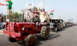 tractor rally on republic day kisan leaders delhi police meeting Tractor Rally: दिल्ली पुलिस और किसा- India TV Paisa