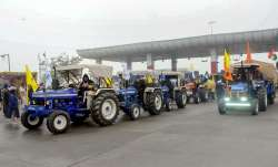 Tractor Rally on Republic Day Farmer leader Sukhwinder Singh Sabhra says we want to go on ring road - India TV Paisa