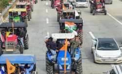 Farmers protest Delhi police Grant Permission To tractor rally Parade on republic day 2021- India TV Paisa