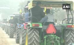 tractor rally on republic day many tractors coming towards delhi from punjab haryana uttar pradesh ग- India TV Paisa