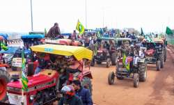 permission granted for tractor rally with 37 conditions latest news- India TV Paisa