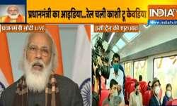 indian railways new train from new delhi varanasi dadar ahmedabad rewa chennai pratapnagar to kevadi- India TV Paisa