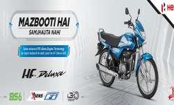 Hero HF Deluxe सस्ते में खरीदने का मौका, कंपनी दी रही 19 हजार रुपए तक का फायदा- India TV Paisa