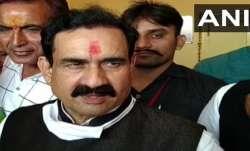 मध्य प्रदेश के गृह मंत्री नरोत्तम मिश्रा- India TV Paisa