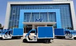 Amazon ने किया Mahindra Electric से करार, डिलीवरी नेटवर्क में शामिल करेगी 100 Mahindra Treo Zor EVs- India TV Paisa