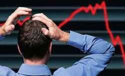 बाजार में बहुत बड़ी गिरावट ने निवेशकों के निकले आंसू! एक दिन में हुआ इतने लाख करोड़ रुपए का नुकसान- India TV Paisa
